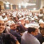 @ArvindKejriwal will provide Development without Corruption : @mayankgandhi04 #MufflerMan http://t.co/tjAecLqNIn