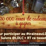 [Jeu #Noel: Follow @LDLC + RT] Tentez de remporter le #traineauLDLC de 8500€ ! Détails : http://t.co/hvyxO9QgQx http://t.co/5e81yxkXWQ