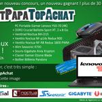 Concours #PetitPapaTopAchat   On continue avec le #lot2 à 1681 € !  Pour participer, RT + Follow @TopAchat :-) http://t.co/SkkVfTsrza