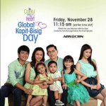 Toni Gonzaga will be hosting the #BCWMHGlobalKapitBisigDay tomorrow at 11:15am. Lets watch! ;) http://t.co/vDvTaXoQUD via TGonline