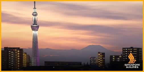 An insidertip for the best view, if you're in Tokyo. Read more at: