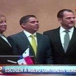 Federico Humbert electo como nuevo Contralor de la República y Nitzia Villareal, como Subcontralora. http://t.co/nX9H0egAcM