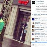 Booba répond à Kaaris sur instagram http://t.co/OMowZ3aL5I http://t.co/rPDbC2WBqf
