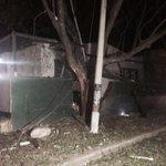 Así quedo la estación de policía del barrio Ospina Pérez en Cúcuta después del atentado con un artefacto explosivo .. http://t.co/5381zNtkFV