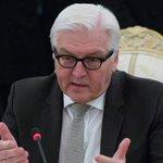 Штайнмайер заявил, что санкции не должны экономически выматывать Россию http://t.co/2Dx7MDCRYT http://t.co/h9YyYymKl9