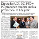 Propuse cambiar cuenta presidencial para el 1 de junio y poder conmemorar #El21enIquique. @Emol #Iquique http://t.co/vIAiZ1cYsJ