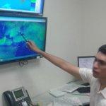 Frente frío incursionando sobre Centroamérica, provocará cielo nublado y lluvias en el Caribe. Vía @Etesatransmite http://t.co/e4tWpbxJbC