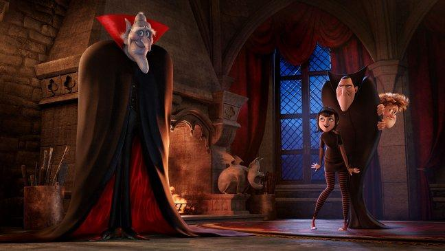 Mel Brooks Voicing Dracula's Father in 'Hotel Transylvania 2'