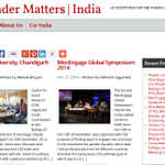 Have you read #GenderMatters ? http://t.co/xcBr9GnR77 #Gender #India http://t.co/3pxERe8o7x