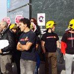 No solo es Roberto, ejemplo de los bomberos: el parque de A Coruña se niega a patlrticipar en el desahucio http://t.co/pIJDBqes3j