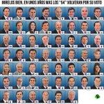 Los 54 de la vergüenza. #BájateElSueldoCareRaja http://t.co/hdNM6y0ecM