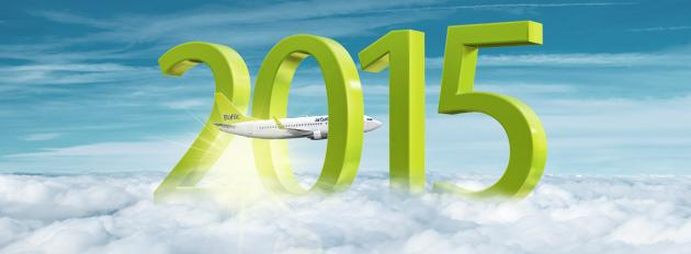 Time flies, why don't you do the same? Book 2015 travel now, final SALE of the year is on: