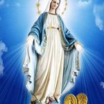 "#EvangelioDeHoy Virgen de la Medalla Milagrosa Lucas 21, 20-28 ""Habrá señales prodigiosas."" http://t.co/ntRp6cmxFU"