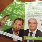 En #ElPuerto también presentamos campaña sobre la ILM #ReNTASoCIALBáSICA hemos tomado el Parlamento, ahora la calle! http://t.co/WYgqry2ood