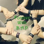 """""""Alone might be weak, but together we can be strong"""" Lets stay together forever B.A.P! ♡ #ForeverWithBAP http://t.co/0D1jupJFmy"""