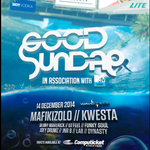 Updated line-up… live music plus great djs plus the great venue = the hottest #GoodSundae14DecWaveHouse http://t.co/6zKGnTlW3o