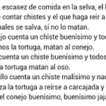 @alexradiotv Frios dias chatos, este #ChisteMamelucon esta buenisimo, jaja #AyJelipe #ChistesDelShac http://t.co/eFErVrUoUh