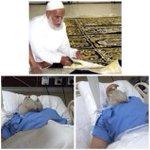 توفي اليوم خياط كسوة الكعبه الشيخ رجب المالكي, هذا الي يستحق تنشر خبر وفاته حتى تدعو له الناس الله يرحمه ويسكنه الجنه http://t.co/kTo6ObUgjp