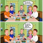 Thanksgiving at the Mannings http://t.co/EdWojMmAI3