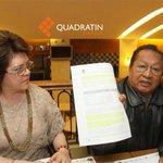 Rechazan transportistas proyecto de metrobús en #Oaxaca http://t.co/OtY8fKGBK1 http://t.co/huImDJ6QAh