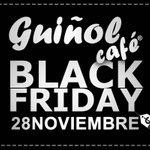En Guiñol nos sumamos al #BlackFriday. Atentos, a las 00:01 horas anunciaremos 1 promoción muy especial. #Guiñolizate http://t.co/NQTfR0hhe1