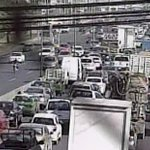 Taxistas disputan base y bloquean Avenida Miguel Alemán http://t.co/CJdN7Nbq0z http://t.co/IVSVTfbW9l