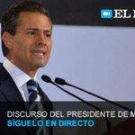 Directo: Peña Nieto presenta su estrategia nacional para reestructurar el sistema de justicia http://t.co/TTalYii7Mf http://t.co/svOIss6BBJ
