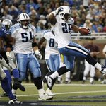 On This Day In Titans History: In 2008, the Tennessee Titans gobbled up the Detroit Lions 47-10 to advance to 10-1. http://t.co/pToETdz4qq