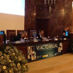 Estamos en el VI Acto Anual de la Fundación Tecnología y #Salud en el @CSIC @fenin_es http://t.co/Uuj6G3y4FE