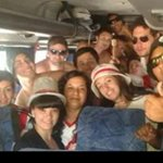Desde #Rosario al Monumental... VAMOS RIVER!!!!!! http://t.co/o8B7DgACtJ