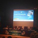 Estamos en VI acto anual de la Fundación Tecnología y Salud con el proyecto @madridmvision http://t.co/PyQfYGHanh