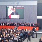 Acompaño al Presidente @EPN en el Mensaje a la Nación: #PorUnMéxicoEnPaz con Justicia, Unidad y Desarrollo http://t.co/7yTSbhE8jR