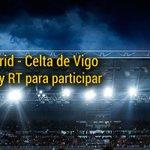 ¡¡GANA 2 ENTRADAS PARA EL #REALMADRID-#CELTA!! Para participar SÍGUENOS y HAZ RT #AlBernabeuconbwin http://t.co/4AB82MLRZT