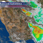 RT @eNCAWeather: #Thunderstorms are dominating eastern #SouthAfrica. Stay indoors! more http://t.co/kzIjKehta9 http://t.co/OY5gahTLtx