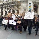 Justice for Mike Brown if we dont get it #ShutItDOWN #ShutItDownNYC #stoptheparade #BlackLivesMatter http://t.co/NGR9Jc3Kdd