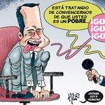 #Observa #comparte y comenta la caricatura de @hildesucre de hoy #jueves 27 de noviembre de 2014. http://t.co/6NslW4a4UQ