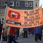 "Elsewhere today, ""Native Americans to demonstrate in Plymouth on Thanksgiving"" http://t.co/Gc9FJLCMKt #StopTheParade http://t.co/PZcEJhMQlU"