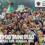 Maior campeão, #Galo é o rei do Mineirão http://t.co/x4NQ1mi796 http://t.co/Jin0vX4lpE