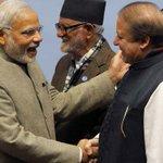 A thaw, however slight, between PM Modi and Nawaz Sharif http://t.co/QW5YxbHC5u (Reuters photo) http://t.co/zHBiJV0DvE