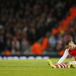 Jack Wilshere has missed 115 weeks of football through injury since 2009. This is his 9th ankle injury in that time. http://t.co/oCx9zlODmm