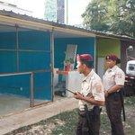 La Alcaldía de Panamá efectúo un operativo de demolición de estructuras ilegales en el área de El Cangrejo. http://t.co/zc6MJ7Ngmz