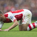 No Arsenal player has suffered more fouls in the Premier League since 2012/13 than Jack Wilshere (114). http://t.co/TZAGEDLe8C