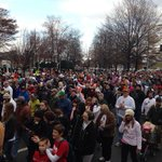 About 13,000 people supporting The Drumstick Dash for The Roanoke Rescue Mission! Happy Thanksgiving everyone! http://t.co/8vOLhYiwQw