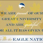 Happy #Thanksgiving #EagleNation! RT if you're #thankful to be an #Eagle! http://t.co/dSCgImRSP8