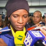 Video - Declaraciones Atheyna Bylon a su llegada a Panamá http://t.co/8EB4URB7Ix @tvmaxpanama @tvnnoticias http://t.co/jboFei0jP9