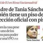El padre de Tania Sánchez compró una vivienda de protección oficial y nunca residió en ella #LaHoraAzulPP183 #Casta http://t.co/B7qCkimHSr