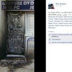 Ils lui ont vandalisé sa boutique, suite a son appartenance Politique à Nida Tounes ! #TheShowHasJustBegun #TnPrez http://t.co/HQHyU3p2KL