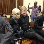 Hofmeyr loses against puppet #ChesterMissing #PupperCase http://t.co/alKblDFg9m http://t.co/etkoQN0vHK