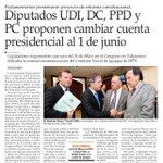 @RenzoTrisotti propone cambiar fecha de la cuenta presidencial para conmemorar #El21enIquique. (Vía @Emol) #Iquique http://t.co/xpJrS41HdZ