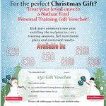 I now only have my last few #Christmas Gift Vouchers remaining #PersonalTraining #Stoke #Newcastle #BlackFriday http://t.co/Zjc1OgHdNd